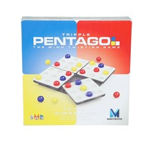 Pentago Tripple, The Mind Twisting Game, Mindtwister