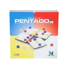 Pentago Tripple, The Mind Twisting Game, Mindtwister