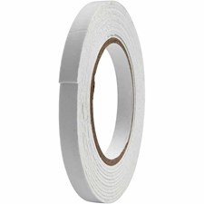 3D tape, B: 12 mm, tykkelse 2 mm, 5m