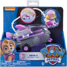 Skye´s Rocket Ship, Paw Patrol