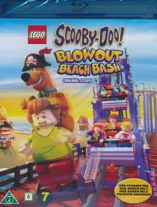 Lego: Scooby-Doo! Blowout Beach Bash (Blu-ray)