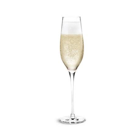 Champagneglass, Cabernet, 29 cl, Klar, Holmegaard