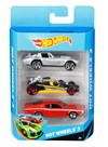 3-pack bilar, Hot Wheels