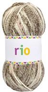 Rio 100g Bomullsmix Tango print (31105)