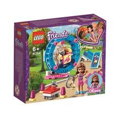 Olivias hamsterlekplats, LEGO Friends (41383)