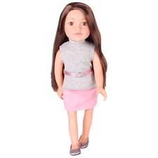 Grace doll, 46 cm, Design a Friend