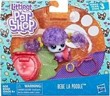 Bebe La Poodle, Premium Djur, Littlest Petshop