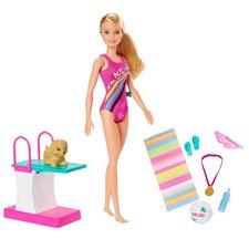 Barbie Dreamhouse Svømmer
