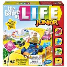 Game of Life Junior, Hasbro (NO/DK)