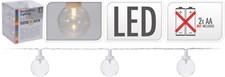 LED-belysning, 10 lyspærer