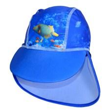 UV-hatt, Korallrev/Blå, storlek 98-104, Swimpy