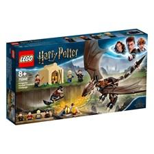 Kolmivelhoturnajaishaaste unkarilainen sarvipyrstö, LEGO Harry Potter (75946)