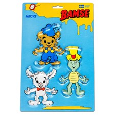 Bamse Bakformar