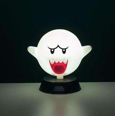 Super Mario Boo 3D Lampe