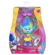 Fashion Doll, Harper, Trolls