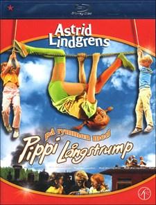 På rymmen med Pippi Långstrump (Blu-ray)