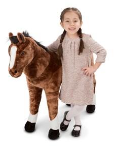 Hest, Stor bamse, Melissa & Doug