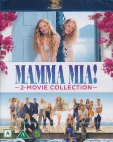Mamma Mia! 1-2 Boxset (Blu-ray)