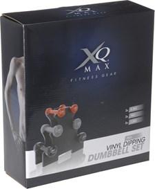 Dumbbel Uppsättning 3-pack 0,5-1,5kg