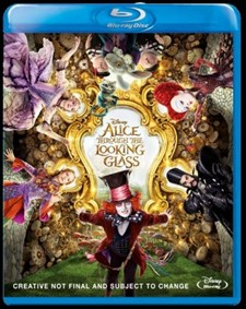 Alice i Spegellandet (Blu-ray)