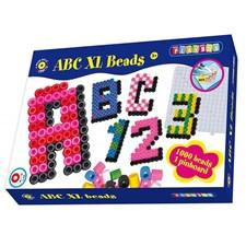 Plastpärlor ABC Playbox 1000 st