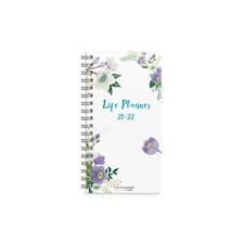 Fickkalender 21-22 Life Planner slim Burde
