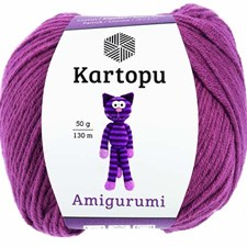 Kartopu Amigurumi 50g Purple K1749