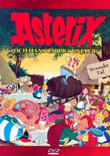 Asterix och hans tappra galler