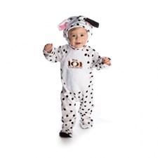 Kostyme, Dalmatiner, 12-18 måneder, Disney 101 Dalmatinere