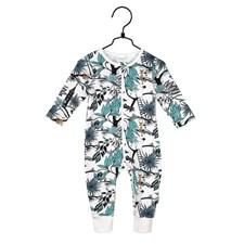 I Djungeln Pyjamas, Blå, Strl 74, Mumin