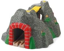Eventyrtunnel, Brio trejernbane