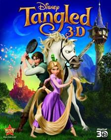 Disney Klassiker 50 - Trassel (Blu-ray 3D)