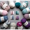 Color Pack Adlibris Socki Plus 100g, 4-pack
