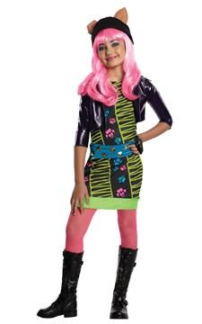 Maskeraddräkt, Howleen, Monster High, Strl 110-152, Rubies
