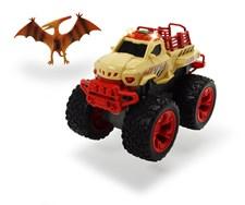 Dino Chaser Monster Truck, 23 cm, Dickie Toys