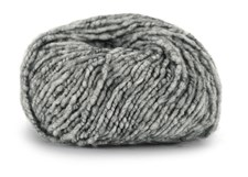 Knit At Home Soft Superkid Garn Mohair Ullmix 50 g Gråmelange 1003