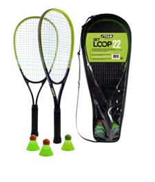 Stiga, Loop 22 badmintonsett