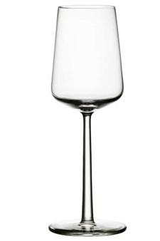 Iittala Essence Vitvinsglas 4-pack 33 cl Klar