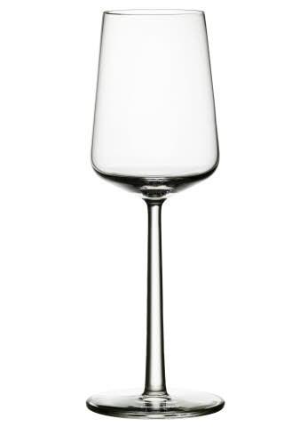 Iittala Essence Vitvinsglas 4-pack 33 cl Klar - glas