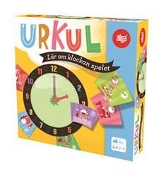 Urkul, Lär dig klockan-spelet, Alga