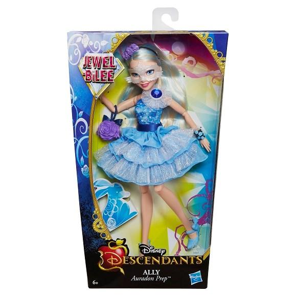 Ally  Jewel-bilee  Disney Descendants - dockor & tillbehör