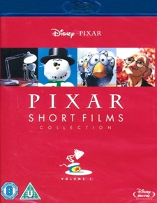 Pixar Short Films Collection - Volym 1 (Blu-ray)