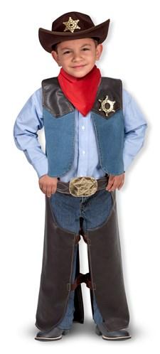 Cowboykostyme, Melissa & Doug