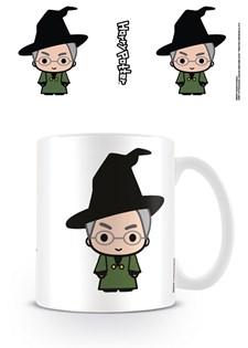 Harry Potter Krus Kawaii McGonagall