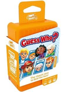 Spel Shuffle Guess who