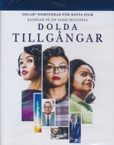 Dolda tillgångar (Blu-ray)