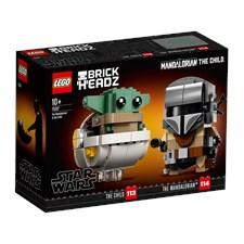 Mandalorianeren og Barnet, LEGO Star Wars TM (75317)