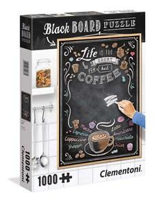 Pussel Blackboard Puzzle Coffee 1000 bitar