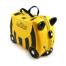 Berhard the Bee, Resväska, Trunki