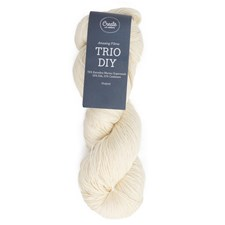 Adlibris Trio DIY 100g Undyed A732